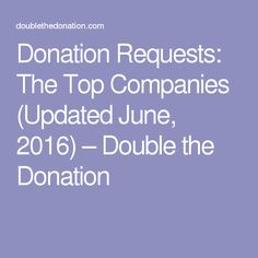 234 Best Corporate Donations images in 2018 | Donation