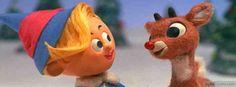 Facebook cover Rudolph