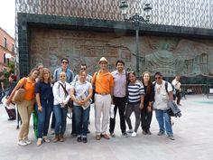 Empezando el tour en Plaza Catedral