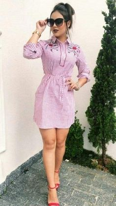 Cute Dresses, Tops, Shoes, Jewelry & Clothing for Women Cute Dresses, Casual Dresses, Short Dresses, Casual Outfits, Cute Outfits, African Fashion Dresses, Hijab Fashion, Fashion Outfits, Jeans Fashion