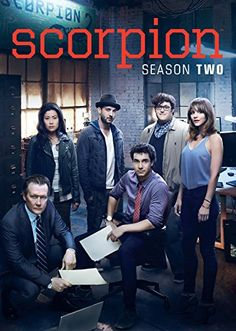 Scorpion: Season 2  - available on DVD September 13, 2016