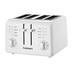 Cuisinart Compact 4-Slice Toaster-CPT-142 at The Home Depot $50