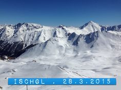 Weil es heute so schön ist...  #ischgl #hotelbrigitte #austria #skiing    www.hotel-brigitte-ischgl.at