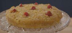 Week 3- Elaine's Recipe: Coconut Pineapple Upside Down Cake