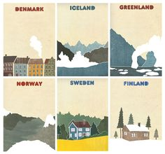 Reasons to Travel to Sweden During Winter Denmark, Iceland, Greenland, Norway, Sweden, Finland posters #scandinavia