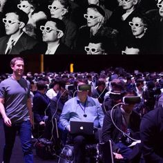 An awesome Virtual Reality pic! Hey world meet the new #virtualreality and its plucky #overlord #vr #samsung #oculus #zuckerberg #technology #history #historyinthemaking  http://twitter.com/ow/status/701528914691227648/photo/1 by dan_swartz check us out: http://bit.ly/1KyLetq
