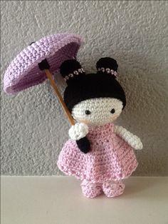 Tiny Lalylala handmade by Marja Post