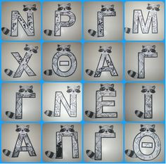 παιχνιδοκαμώματα στου νηπ/γειου τα δρώμενα: το αρχικό του ονόματός μου...... Τσέστερ !!!! Name Activities, Autumn Activities, Activities For Kids, Crafts For Kids, The Kissing Hand, Preschool Education, Little My, Alphabet, Gallery Wall