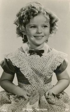 Shirley Temple - she was so cute that you could almost miss the fact that she was also very talented.