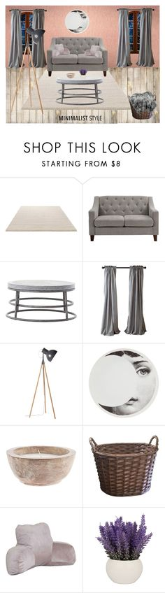 """""""Minimalist Contest"""" by clairemjc ❤ liked on Polyvore featuring interior, interiors, interior design, home, home decor, interior decorating, ESPRIT, Dorel Asia, Fornasetti and Minimaliststyle"""