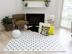 x Floor Tiles. Non-Toxic No Odors Matte Finish Spill Resistant & Durable. Yay Mats Puzzle Play Mat for Infant Tummy Time.