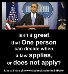 This is dictaorship because one person has all the power to make laws and not
