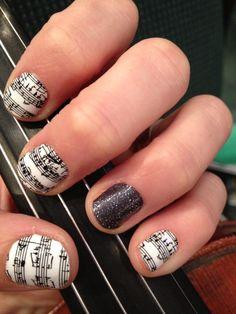 Beautiful style! Jamberry nail wraps! To shop/order, please go to: http://christinesnailwraps.jamberrynails.net