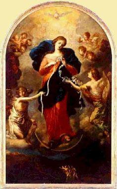 María Desatadora de nudos.         Oración y Novena