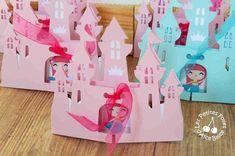 Anniversaire Princesse - Les invitations