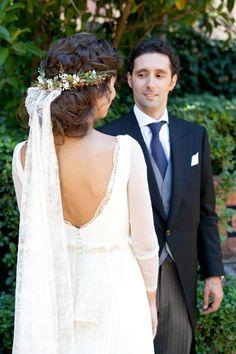 María, novia Pol Nuñez y Antonello. #boda #wedding #brides