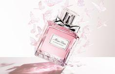 Descubra Miss Dior de Christian Dior à venda na boutique on-line. Essência e notas olfativas de uma fragrância icônica.