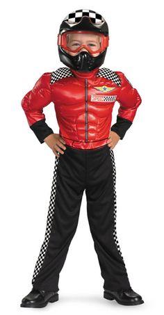 Racer Costume - Boys Costumes
