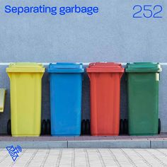 Separating garbage You can listen to this talk at podcastrevival.com/252 or find us in your podcast app on your phone. #Jesus #Christ #God #holyspirit #baptism #bible #PodcastRevival #RevivalFellowship Blue Planet Ii, Plastic Carrier Bags, Propane Cylinder, Recycling Plant, Remove Labels, Reduce Reuse Recycle, Trash Bins, Recycled Materials, Household Items
