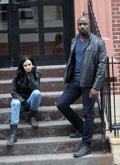 How to Dress Like Luke Cage (Marvel's Jessica Jones)   TV Style Guide