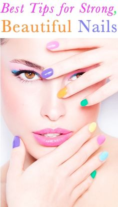Best simple expert tips to get beautiful, healthy nails