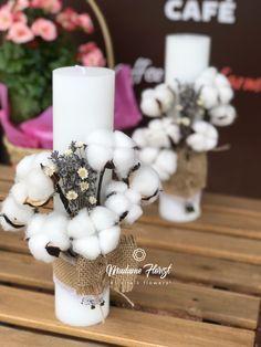 Seashell Crafts, Sea Shells, Dyi, Candles, Table Decorations, Seashells, Candy, Shells, Candle Sticks