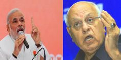 Modi wants to suppress the voice of Kashmiris: Farooq Abdullah  BJP only talks of Jammu and Ladakh, but never talk about the people of Kashmir  Farooq Abdullah to Mufti: If you love the power so much, take it. We are ready to give it up, but do not trade the people of Kashmir. You have to die as Farooq Abdullah has to. What answer will you give to God?