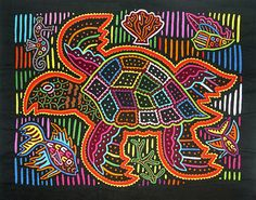 Mola- I know NOT related to Seminole- but Iove molas!