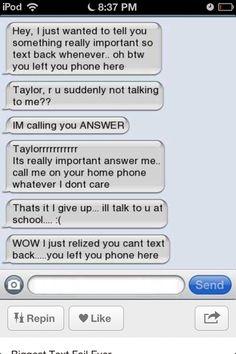haha text ffaaaiiilllllll!!!!!