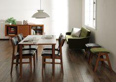 ダイニングテーブル1300 ルームイメージ|カリモク60