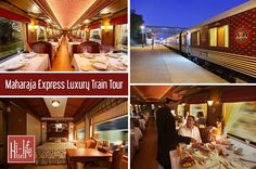 Book Maharaja Express Luxury Train Tour and have an elegant journey.