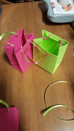 Custom color selected paper bags for any occasion or reason!