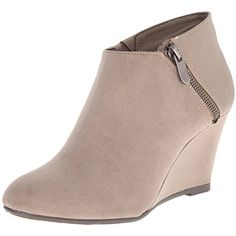 Women's Valor Wedge Bootie * Want to know more, click on the image. (This is an affiliate link and I receive a commission for the sales) #AnkleBootie