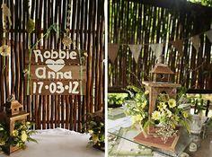 Boho Literary Themed Beach Wedding by Andrea Carlyle