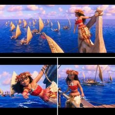 Image result for moana final scene outfit
