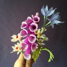 #PaperFlowers bouquet