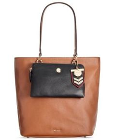 Nine West Illiana Tote with Removable Pouch - B