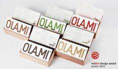 OLAMI - great packaging, xmas gift idea