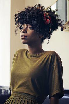 Lianne La Havas, Brown Skin, Dark Skin, Black Girl Magic, Black Girls, Black Girl Photo, Curly Hair Styles, Natural Hair Styles, Beautiful Black Girl