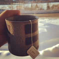 With the temperature hovering around -30C outside today it is a tea kind of day at our home office. Quite fitting given we just launched an eco partnership with @homecoffeesolutions. Check out the details here: http://thecarbonfarmer.ca/partners/58/