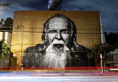 The Wrinkles of the City - Los Angeles   JR - Artist
