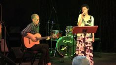 Theo Lawrence and Alexis Petersen LIVE at Kaleidoscope Cafe - Pata Pata