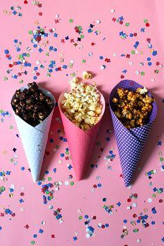 Blog Cuisine & DIY Bordeaux - Bonjour Darling - Anne-Laure: A little party never killed nobody #1 : Pop-corn et Pomme d'amour