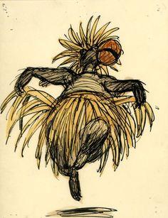 The Jungle Book: 40+ Original Concept Art Collection