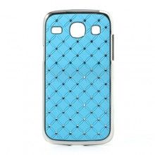 Carcasa Galaxy Core i8262 - Diamantes Azul Claro  $ 67,32