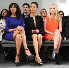 Kerry Washington, Zoe Saldana, Kate Bosworth