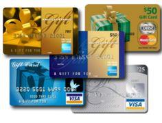 Visa MasterCard Gift Card