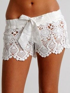 These shorts are super cute, I would where them at the beach!