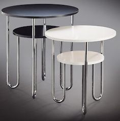PostDeco tables 1100 and1101 - designed by Pauli E. Blomstedt. Available after 21 days from order at 695 € per piece.