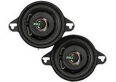 3.5'' 100 Watt Two-Way Speakers